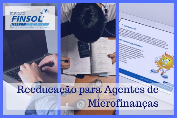 Reeducação para Agentes de Microfinanças