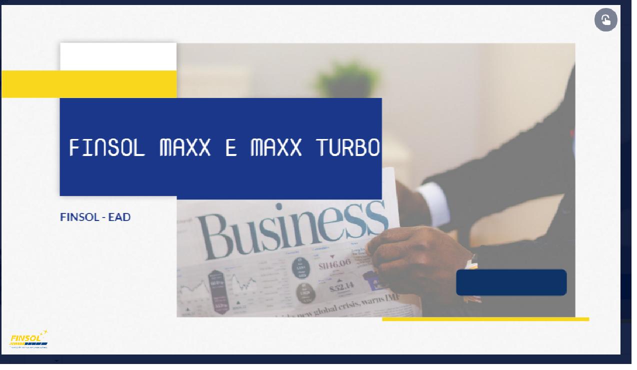 Formação para Finsol Maxx e Maxx Turbo